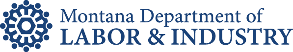 Montana Department of Labor logo